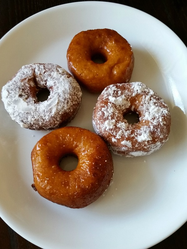 The Easiest Donut Recipe