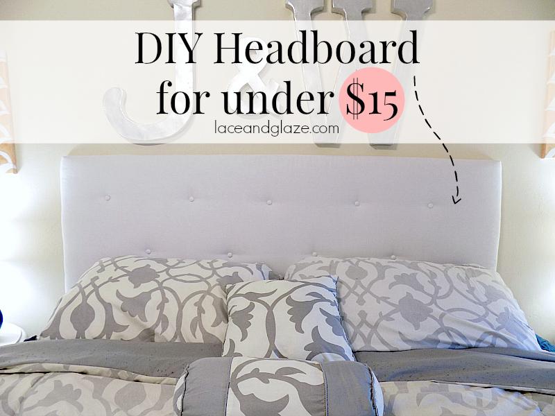 Sweet Teal Diy Headboard For Under 15 Sweet Teal