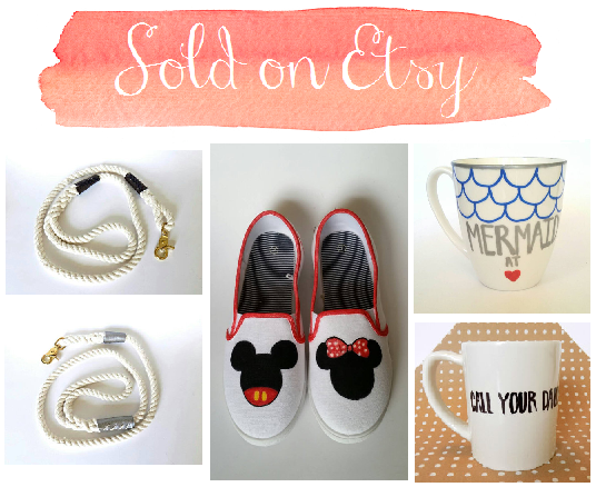 sold on etsy february budget