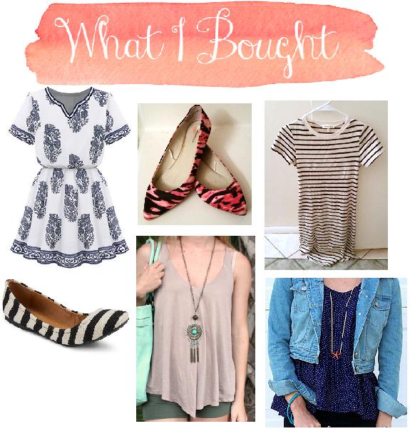 Budgeting Bloggers: April