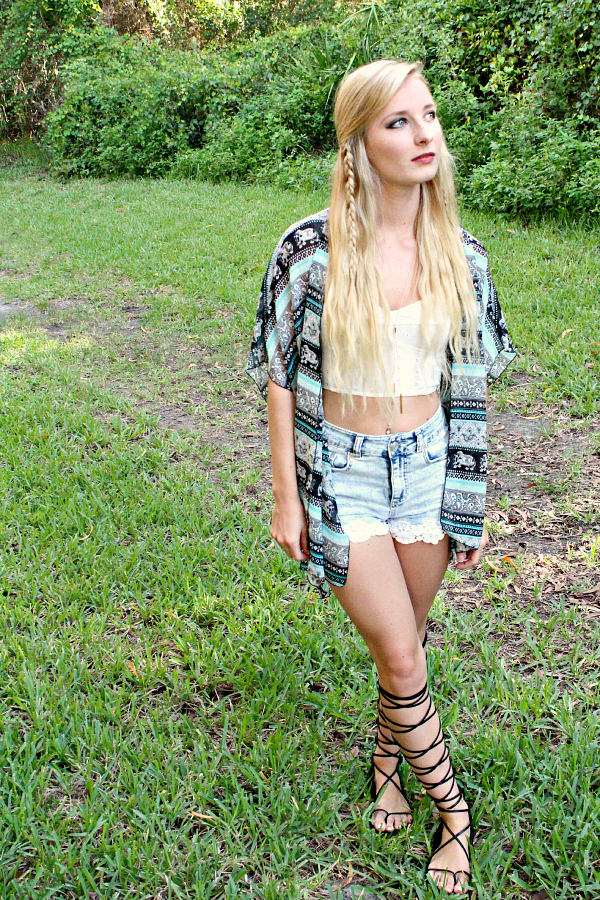 Wanderlust Outfit