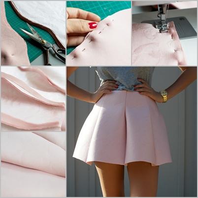 diy scuba skirt