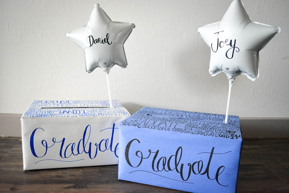 DIY Card Box
