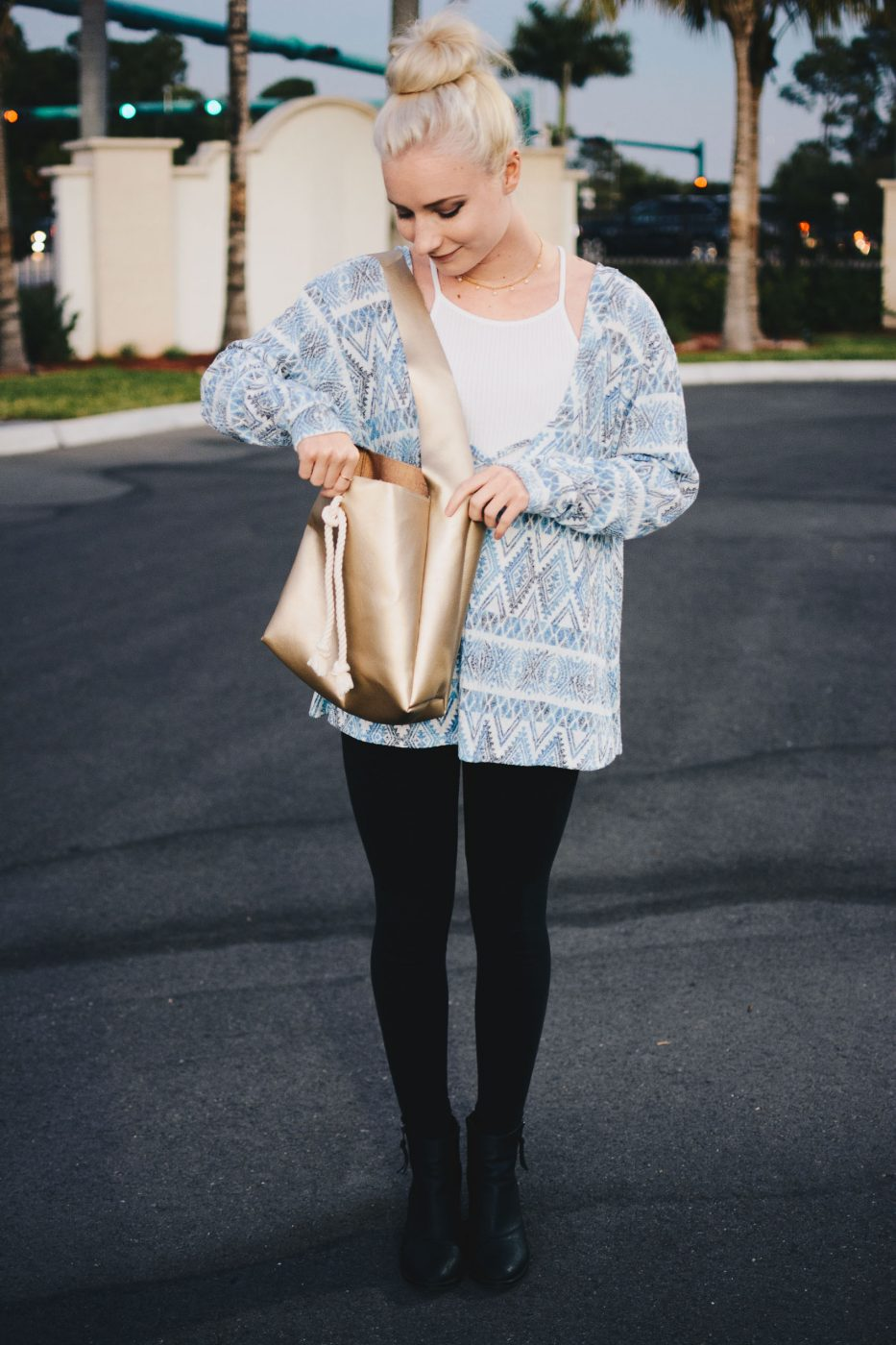 Maude Sweater Outfit