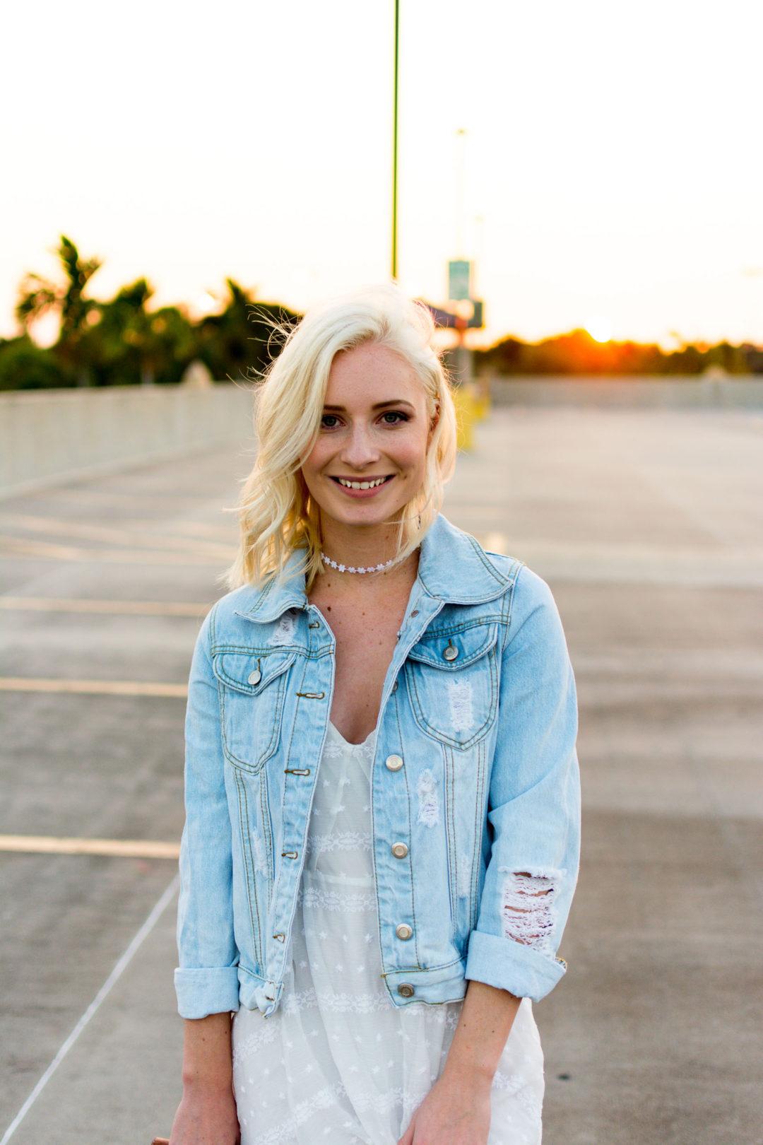 DIY Lace Choker Necklace