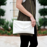 DIY Scallop Purse