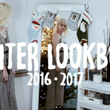 Winter Lookbook 2016/2017 by Jenny Bess at Sweet Teal