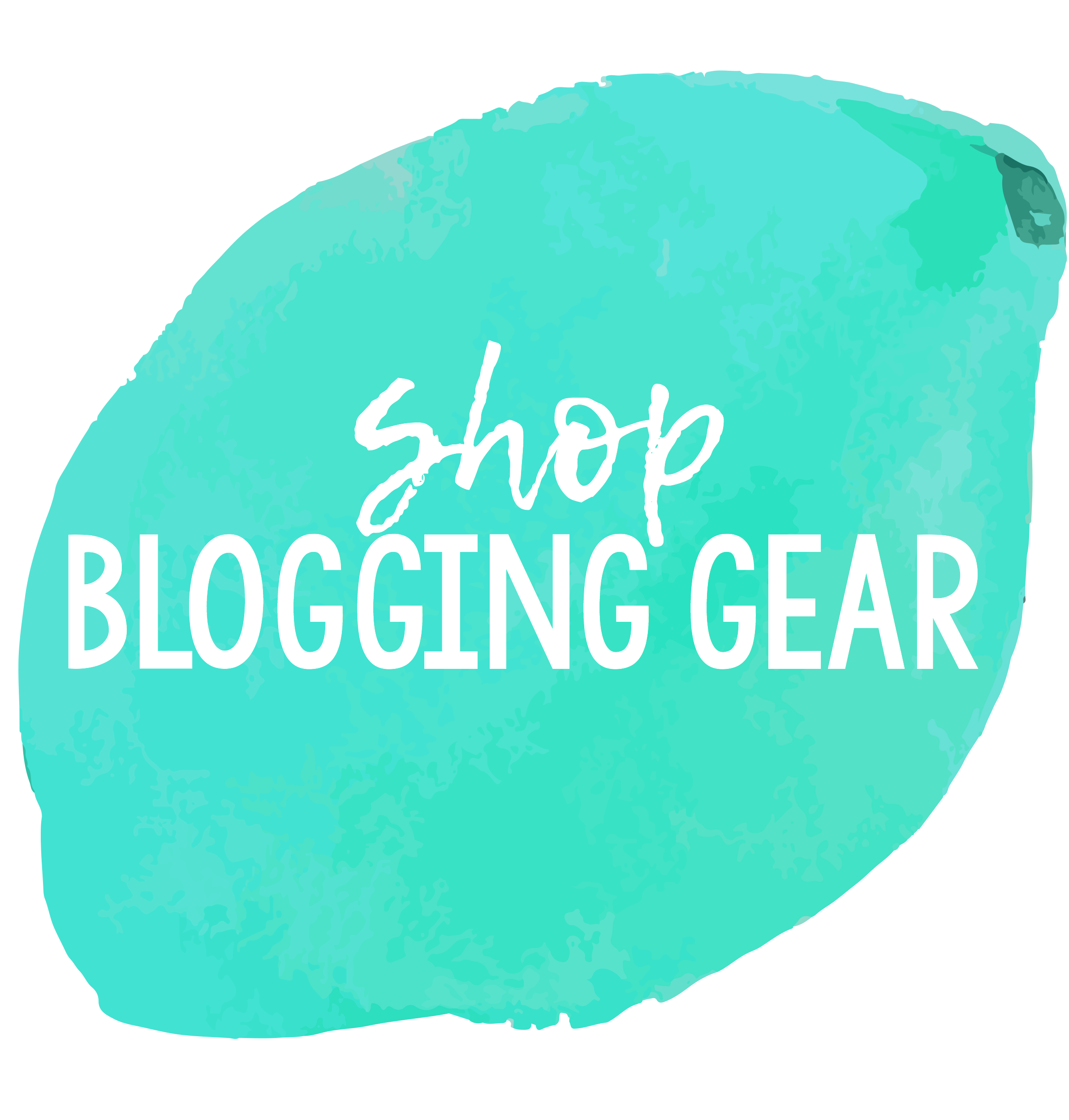 shop my blogging gear