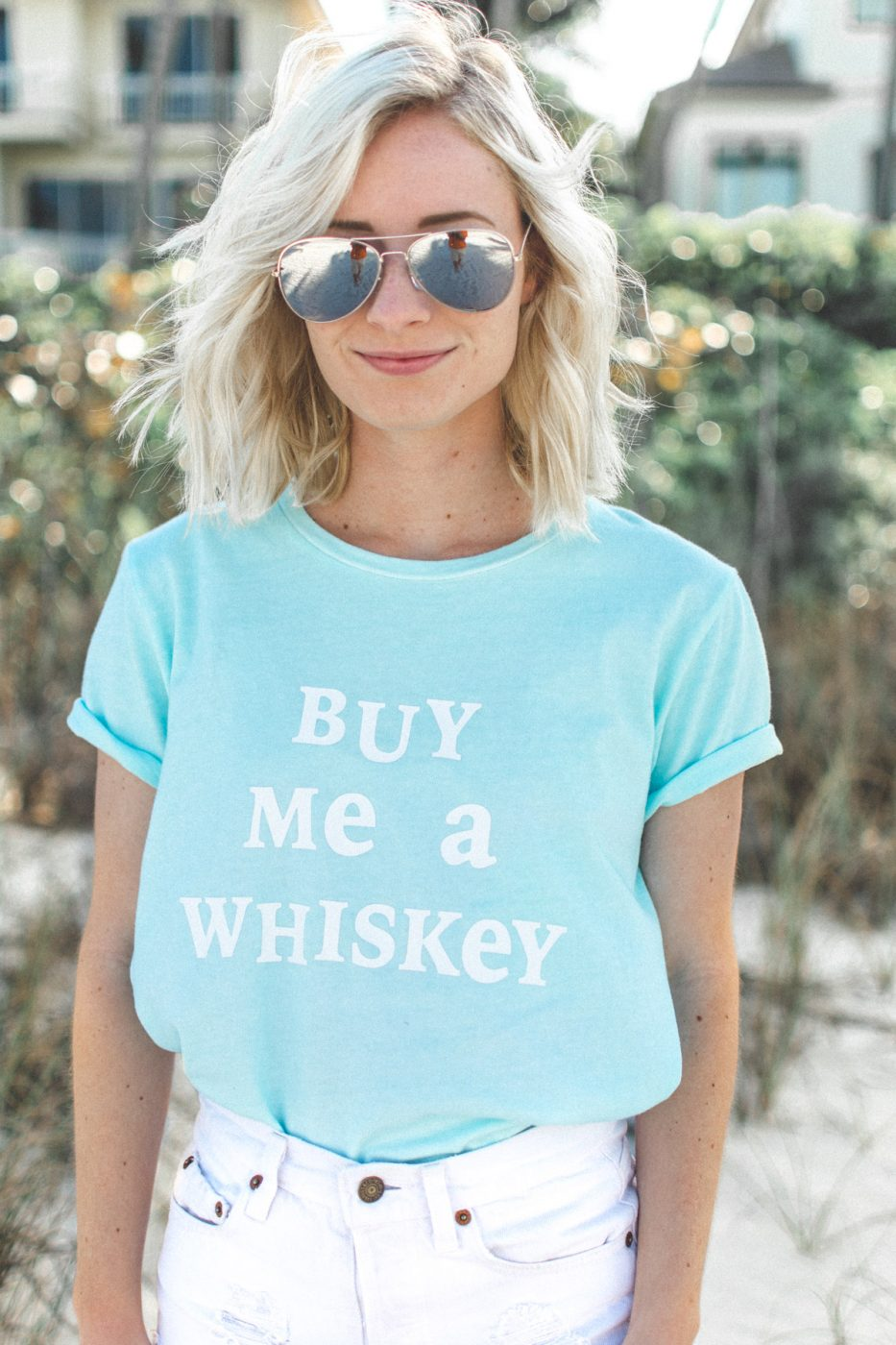 DIY For Less: Wildfox Tee
