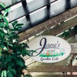 Jane's Garden Cafe