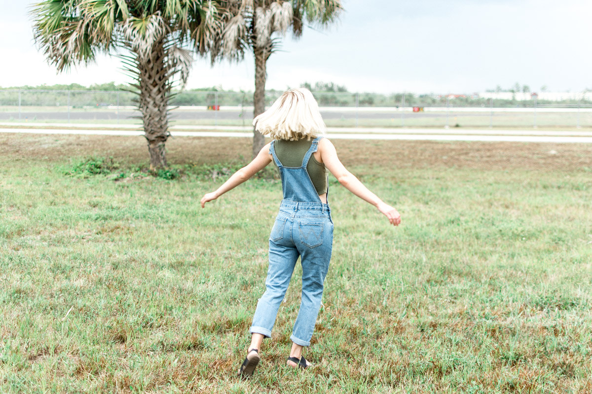 How To Wear: Overalls in Spring