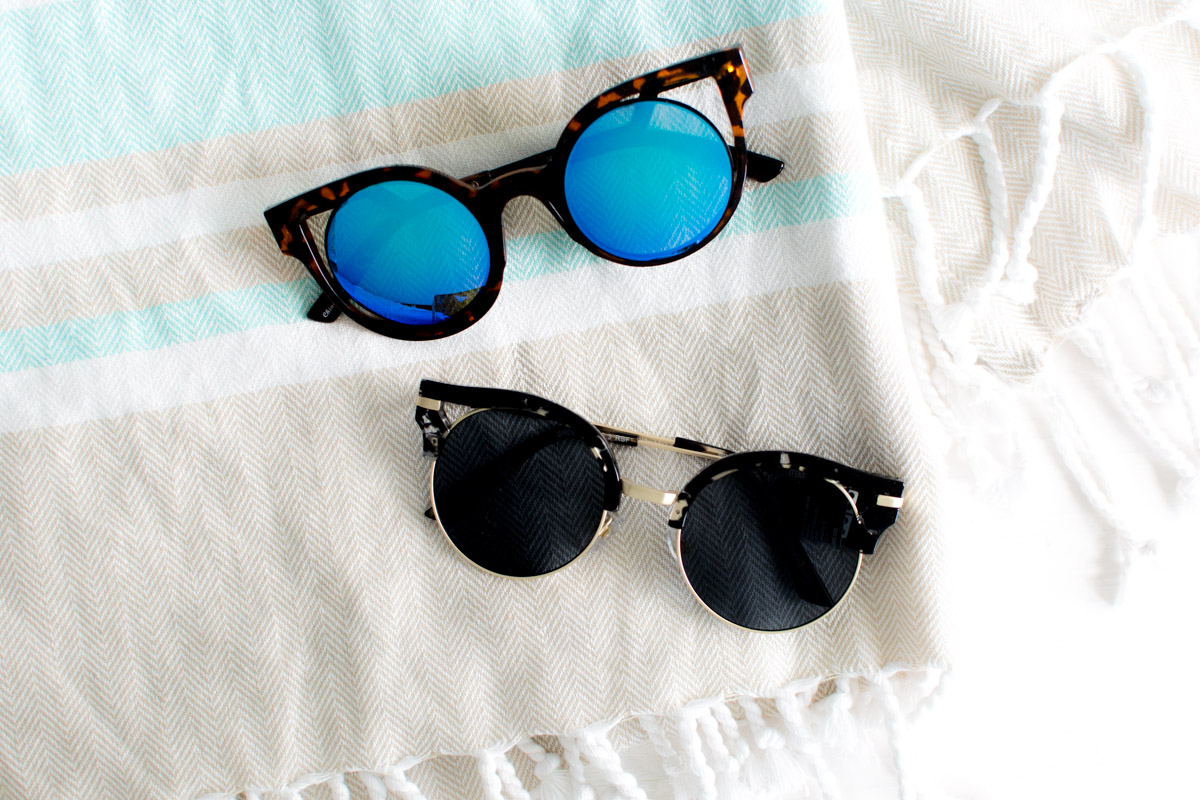 Item 8 Sunglasses - Jenny Bess of Sweet Teal