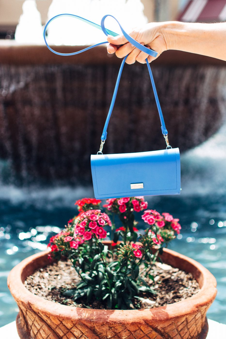 Kate Spade purse for Mother's Day - Sweet Teal