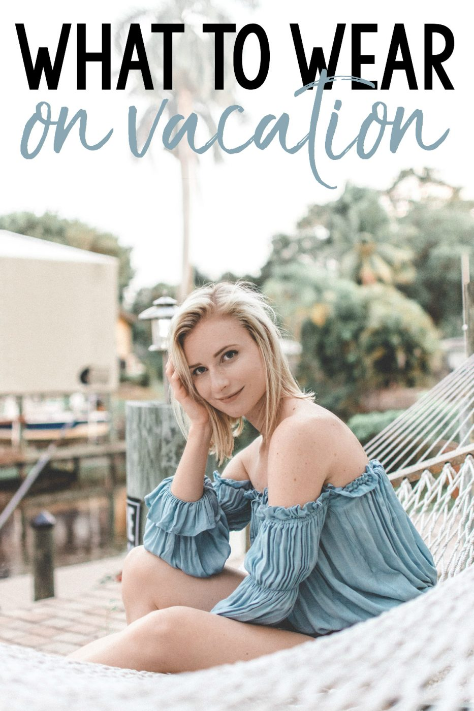 What to wear on different types of vacations by Jenny Bess of Sweet Teal