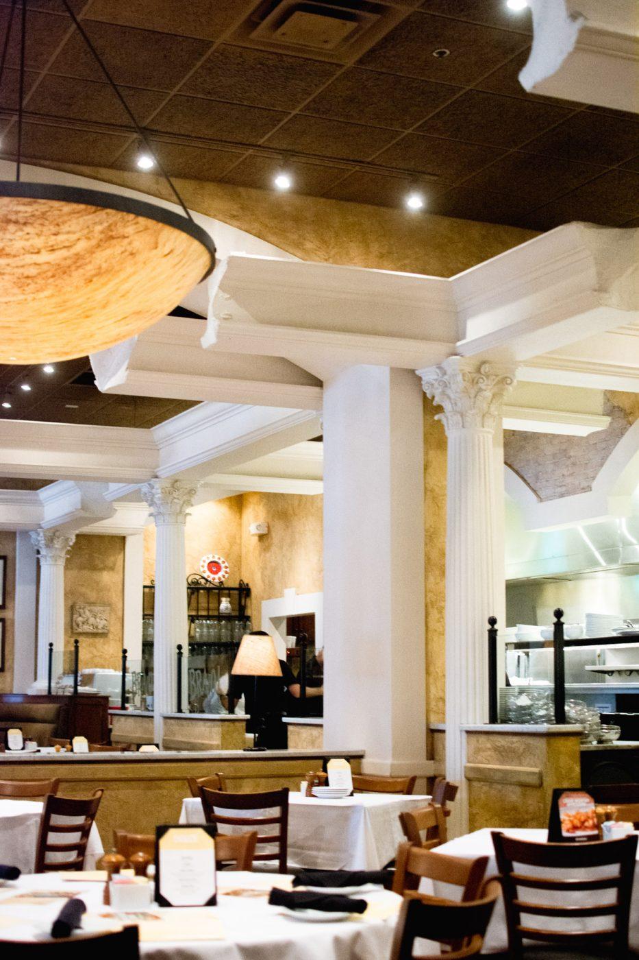 BRAVO restaurant in Mercato