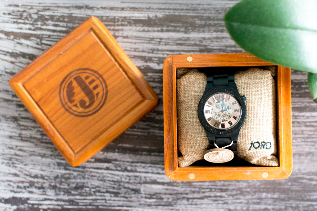 Jord Watch for Father's Day