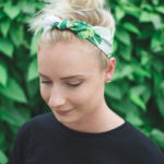 DIY Tie Headband