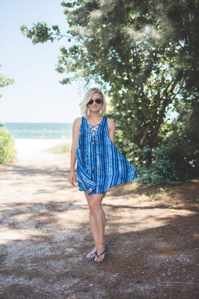 Matching Dress + Shoes