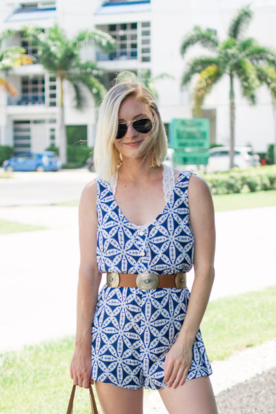 How To Wear: Oversized Rompers