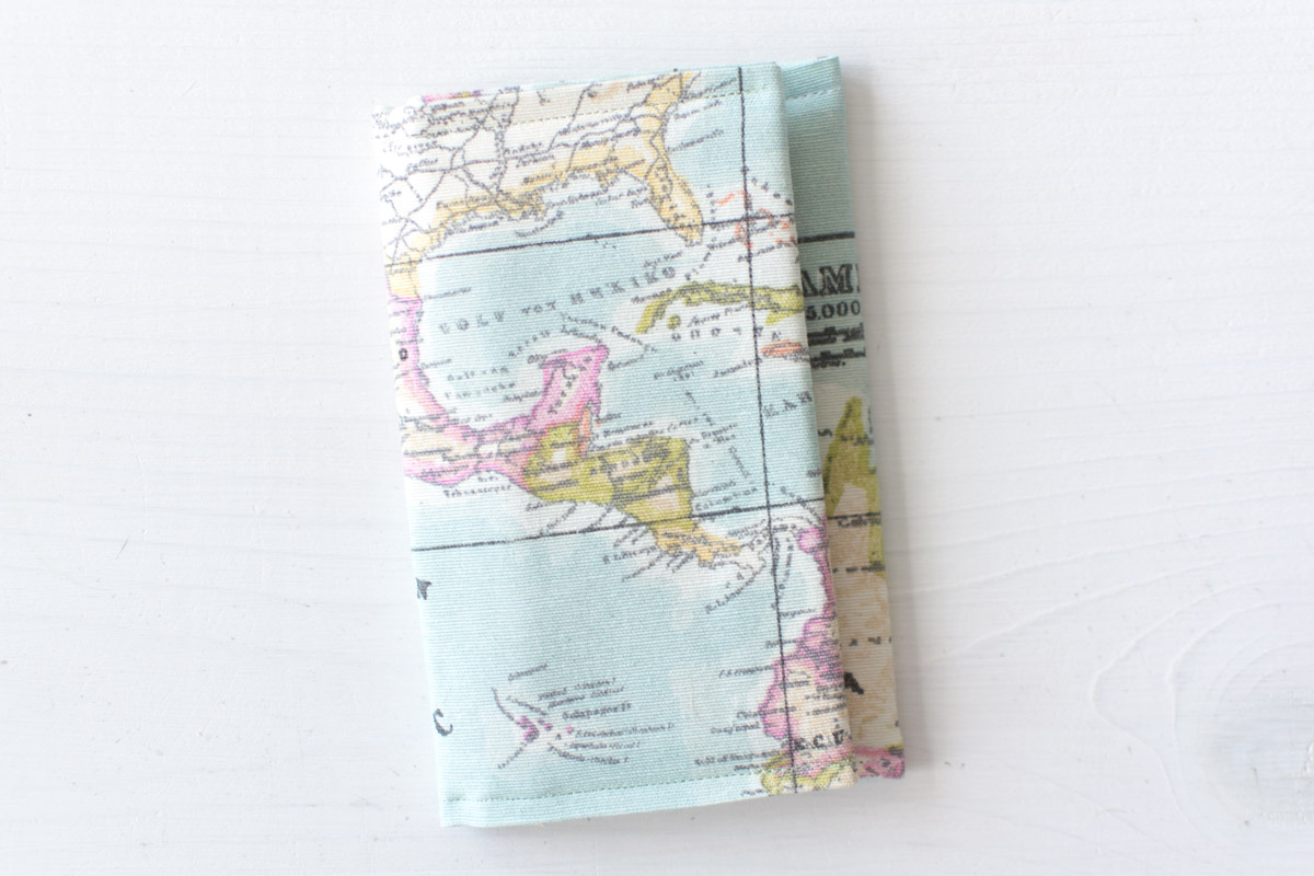 DIY Passport Holder by Sweet Teal