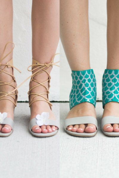 DIY Shoes with Alterre