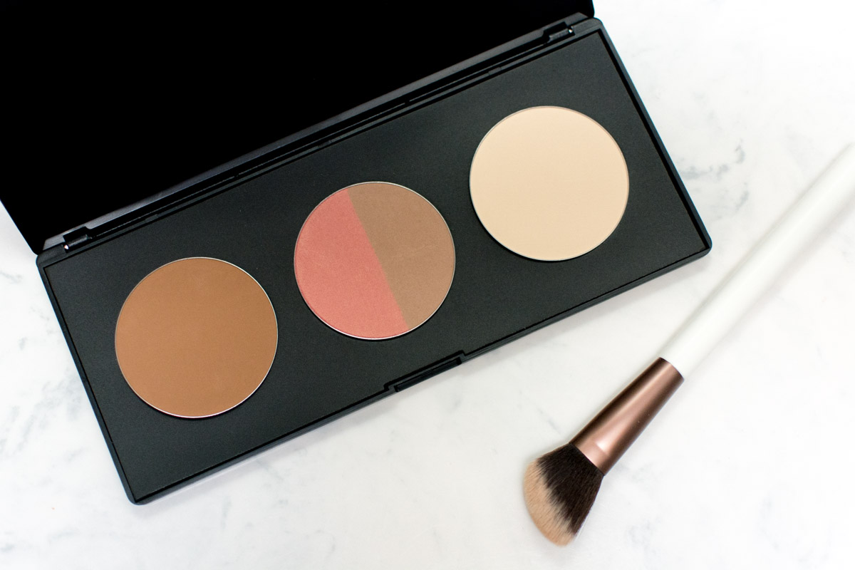 Adel Amor Cosmetics Contour Kit The Ivory Closet - Sweet Teal