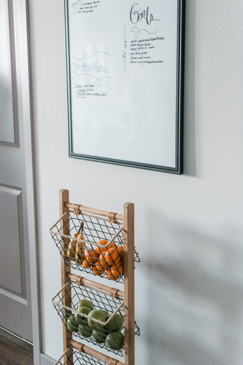 Fruit Basket - Dining Room & Kitchen Reveal - Sweet Teal