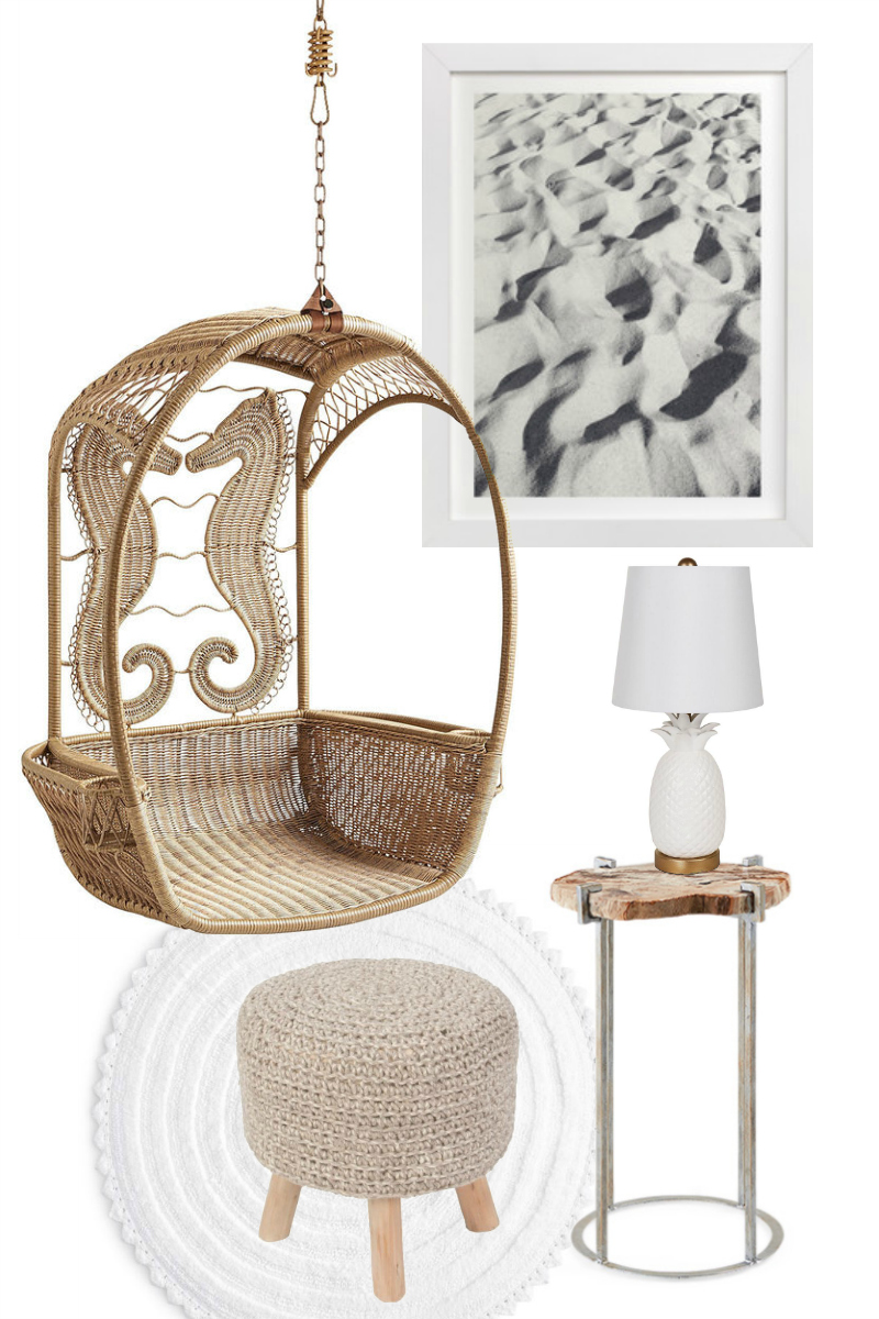 Sitting Area Dream Living Room Mood Board