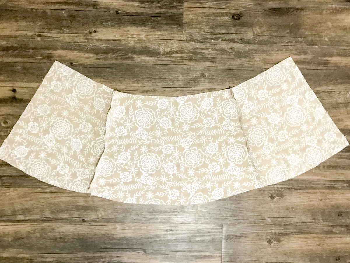 DIY A-Line Skirt Tutorial - Sweet Teal