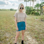 How To Wear: Skirts in Fall