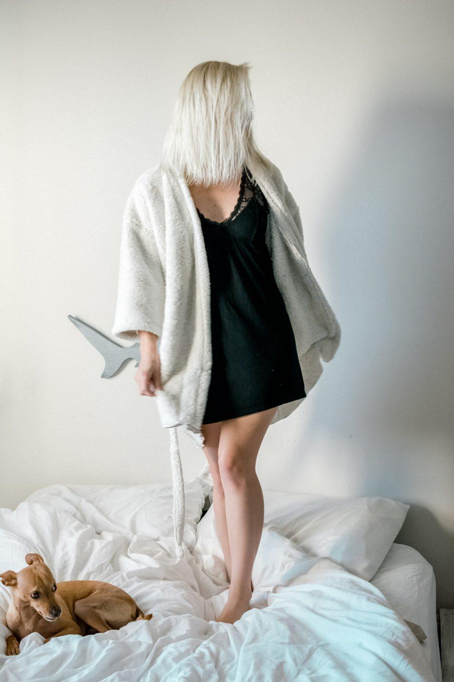 DIY Bathrobe by Sweet Teal