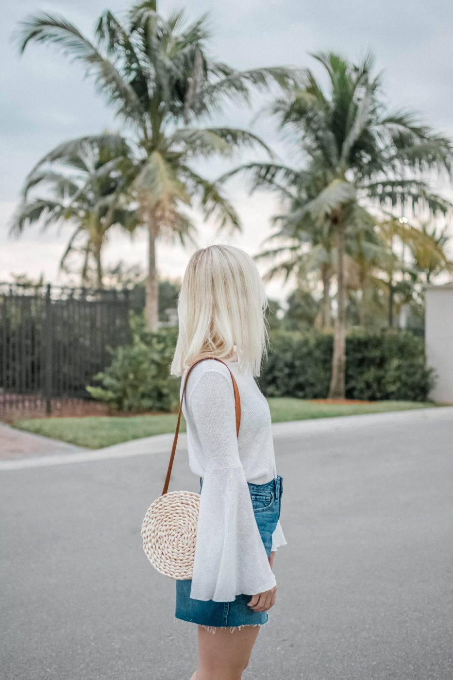 DIY Straw Crossbody Bag by Jenny Bess of Sweet Teal