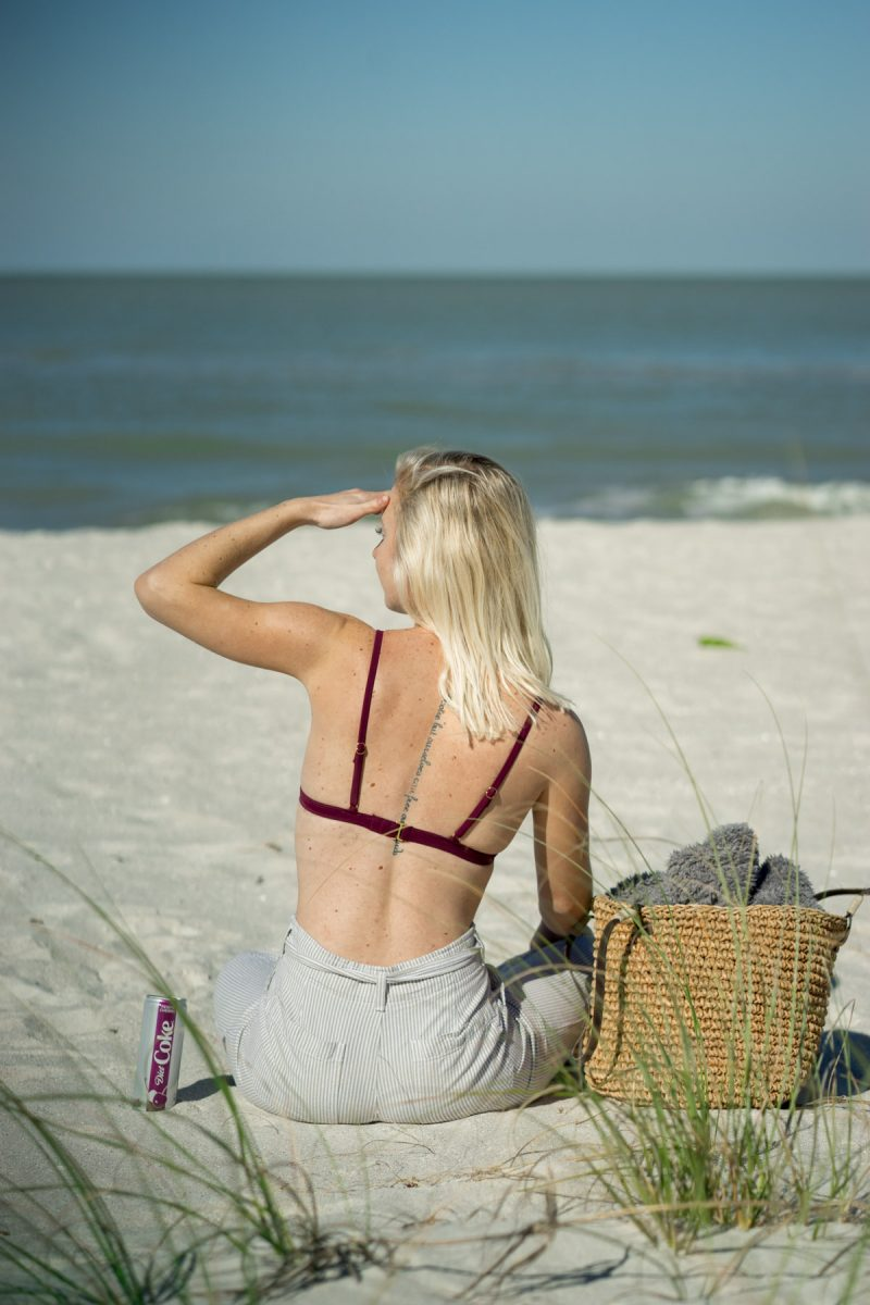 Diet Coke on the Beach - Sweet Teal
