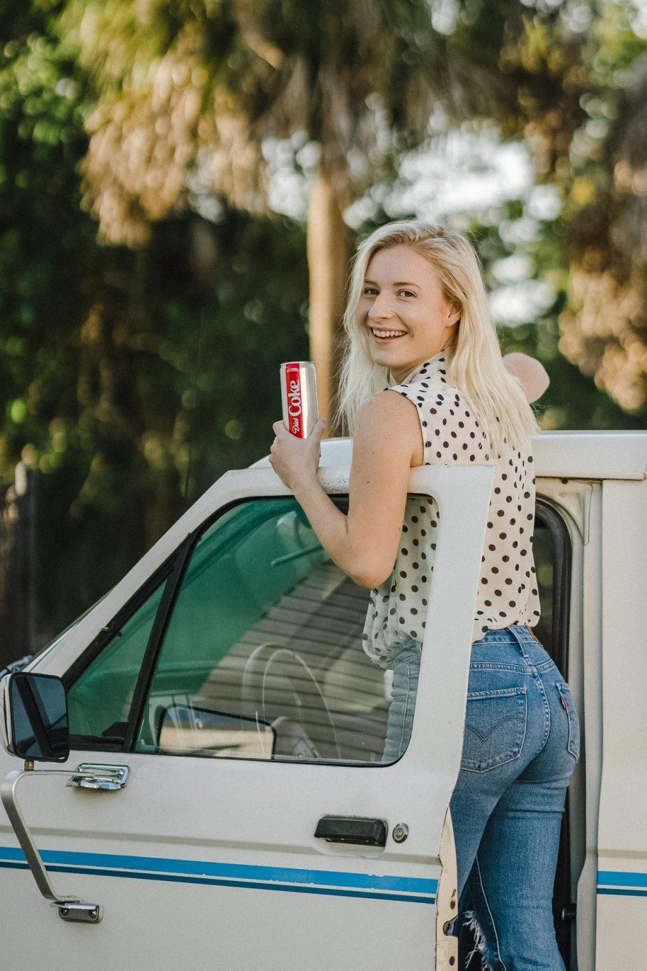 Diet Coke on a Roadtrip