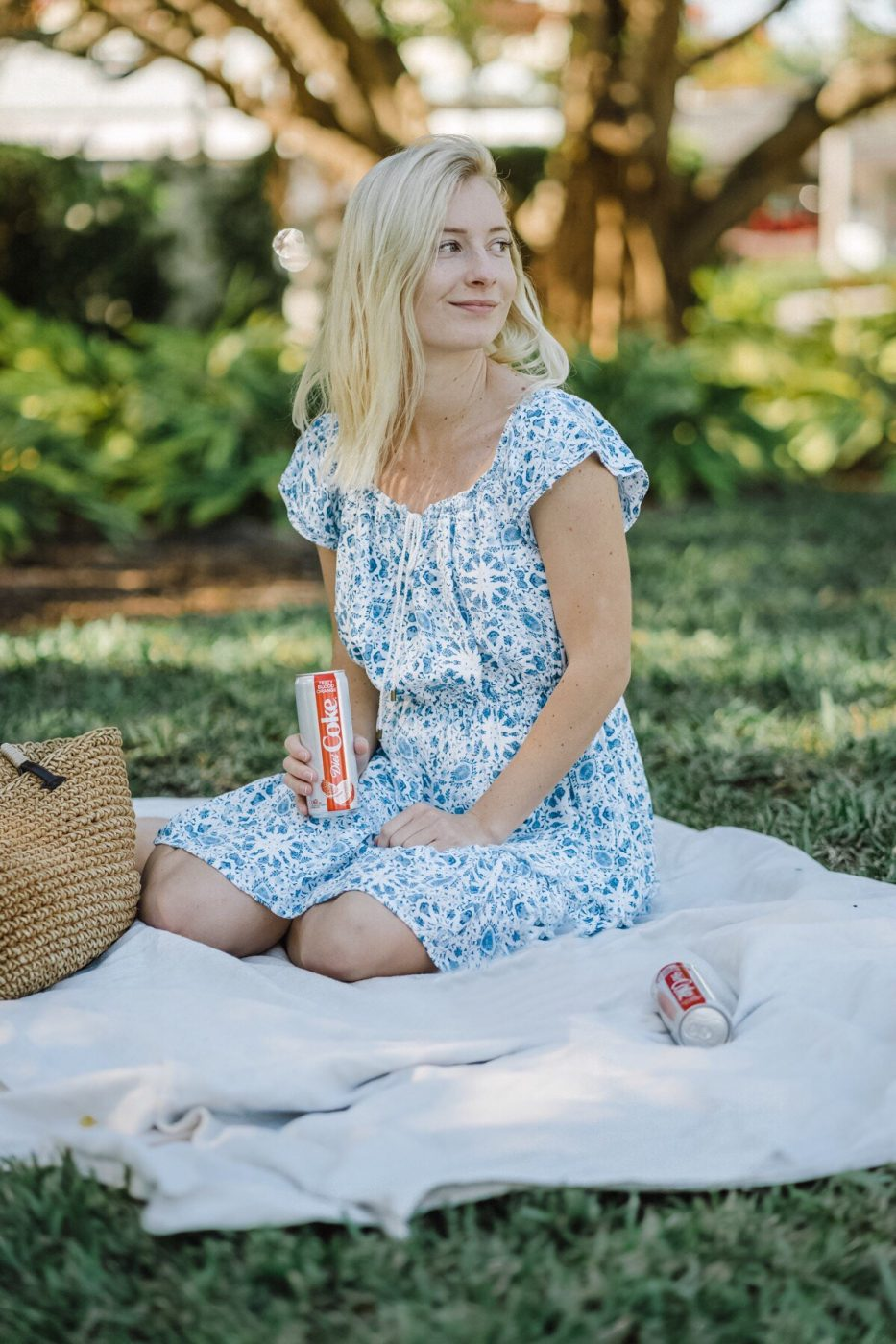 Zesty Blood Orange Diet Coke