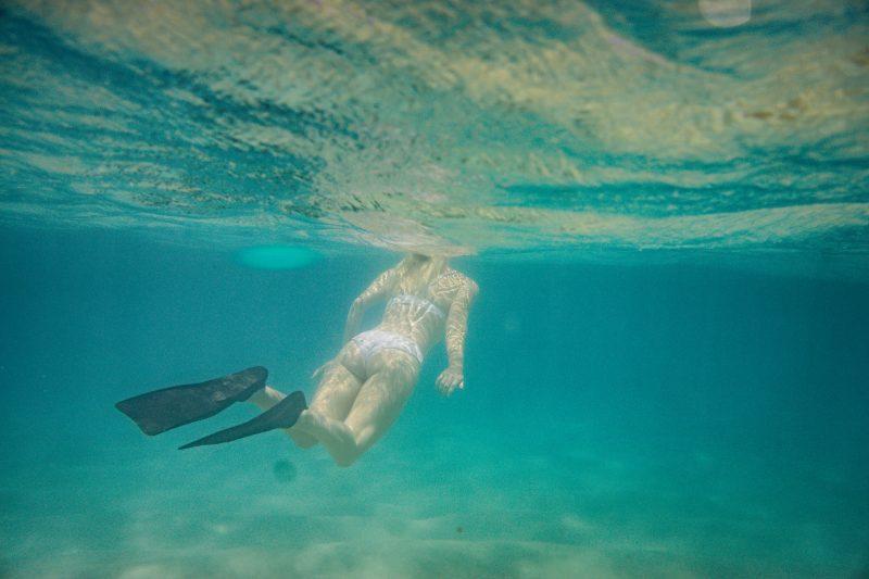 Sustainable Swimwear - Sweet Teal