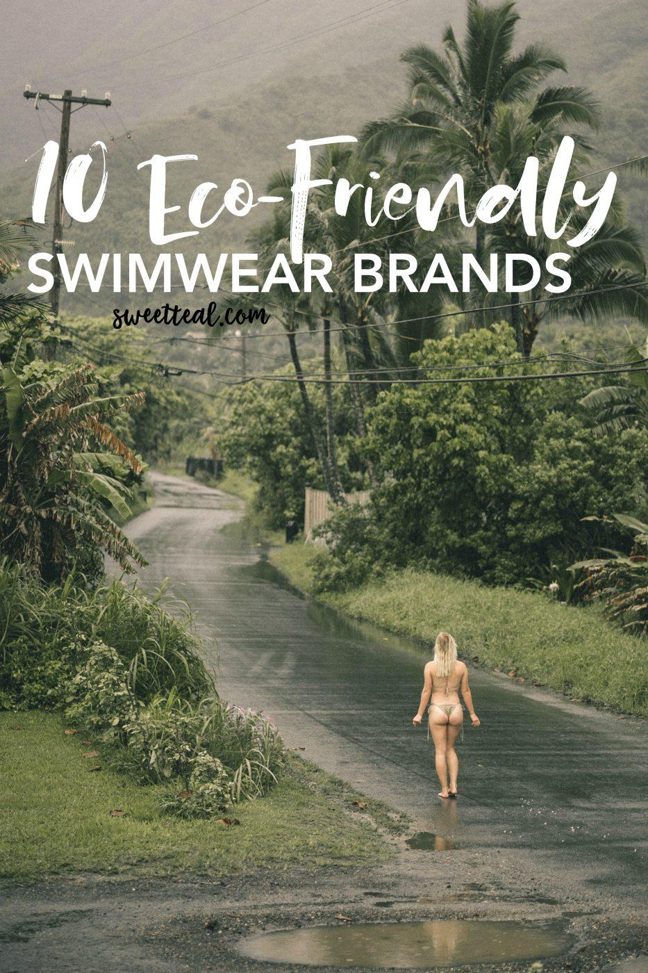 10 eco-friendly swimwear brands