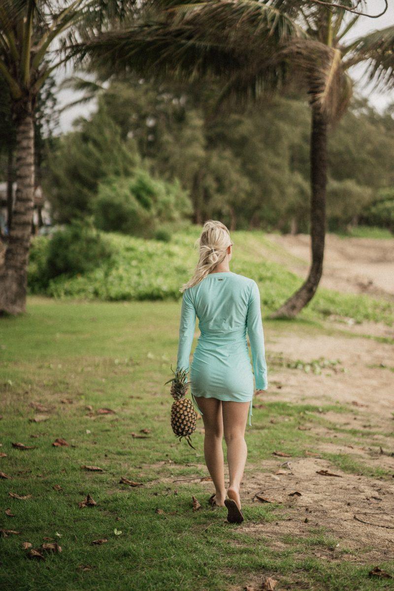 Cabana Life Dress - Sweet Teal