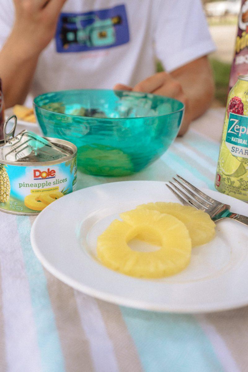 Dole Pineapple Slices - Sweet Teal
