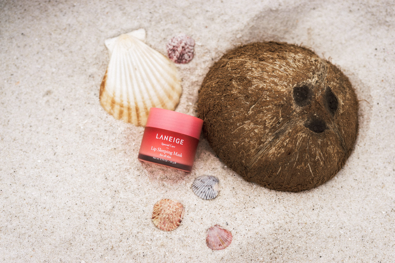 Travel Products To Bring On Your Next Trip - Lineige Lip Sleeping Mask