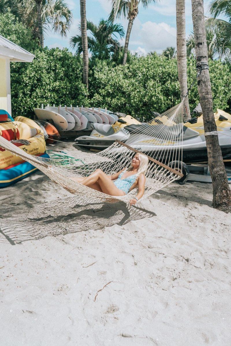 South Seas Island Resort Hammock