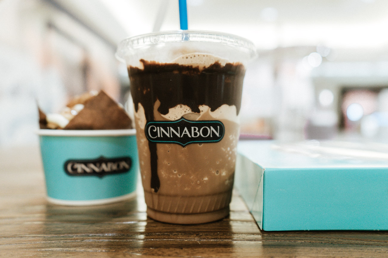 Cinnabon Delicious Treats - Sweet Teal