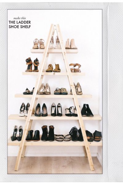 Shoe Storage: 12 Cool Ways To Organize Your Shoes