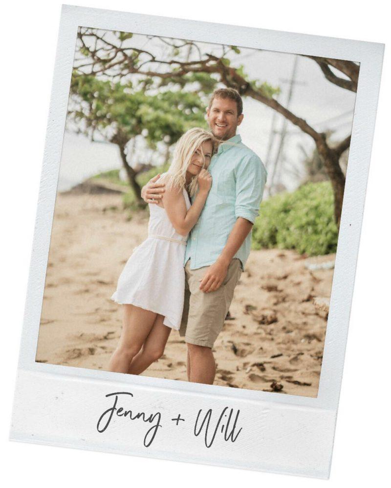 Jenny and will
