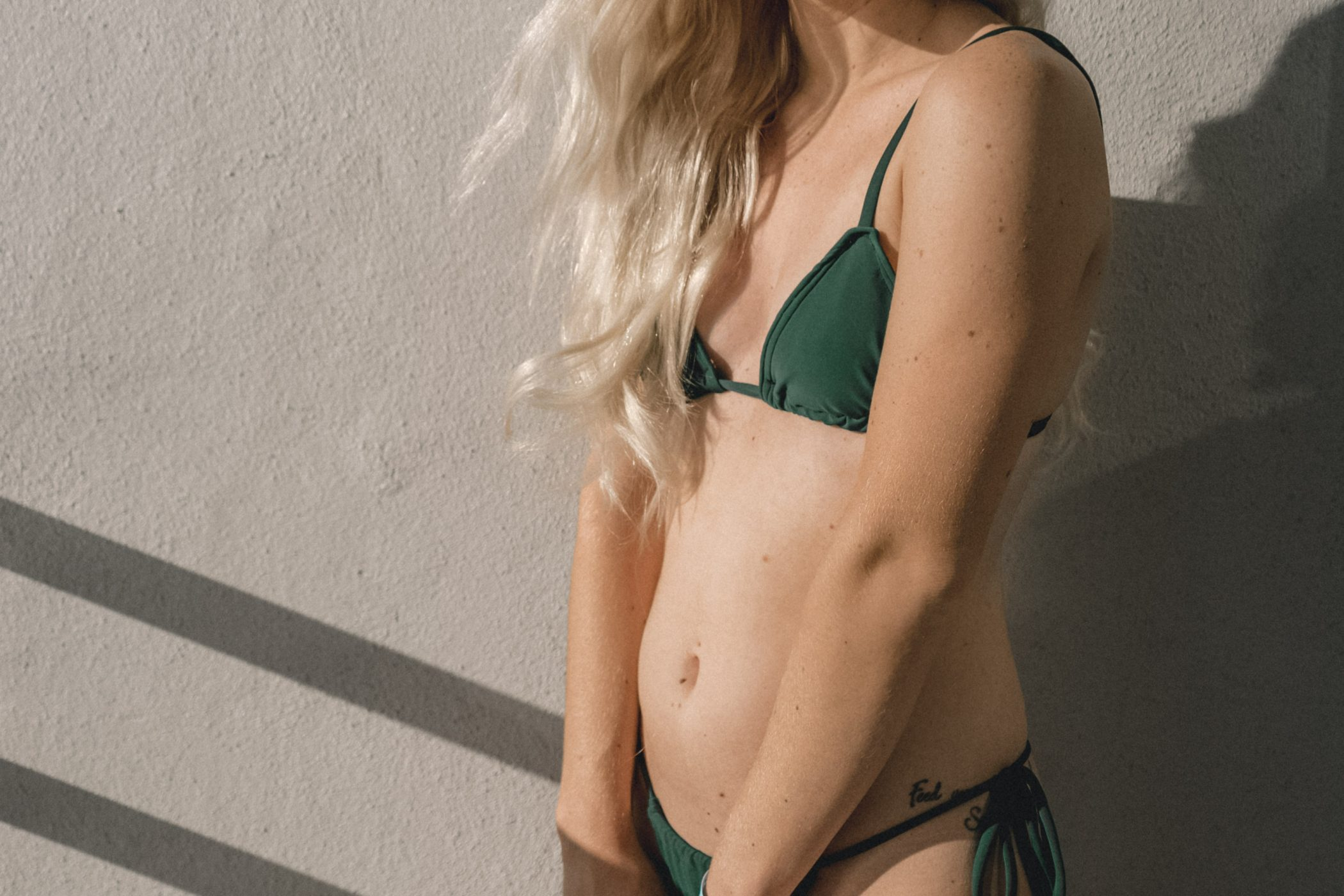 DIY Bikini by Jenny Bess of Sweet Teal