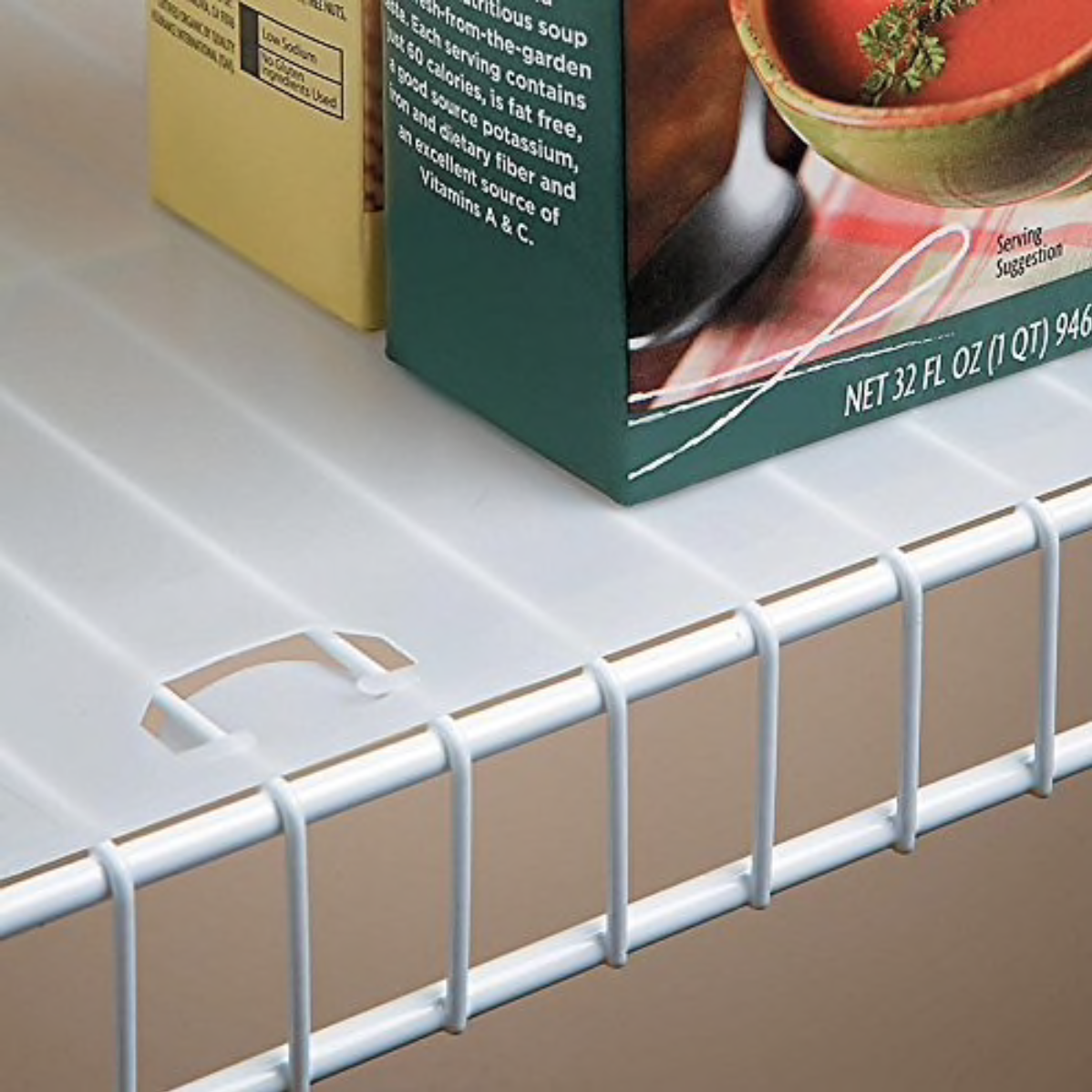 Pantry Organization - Shelf Liners