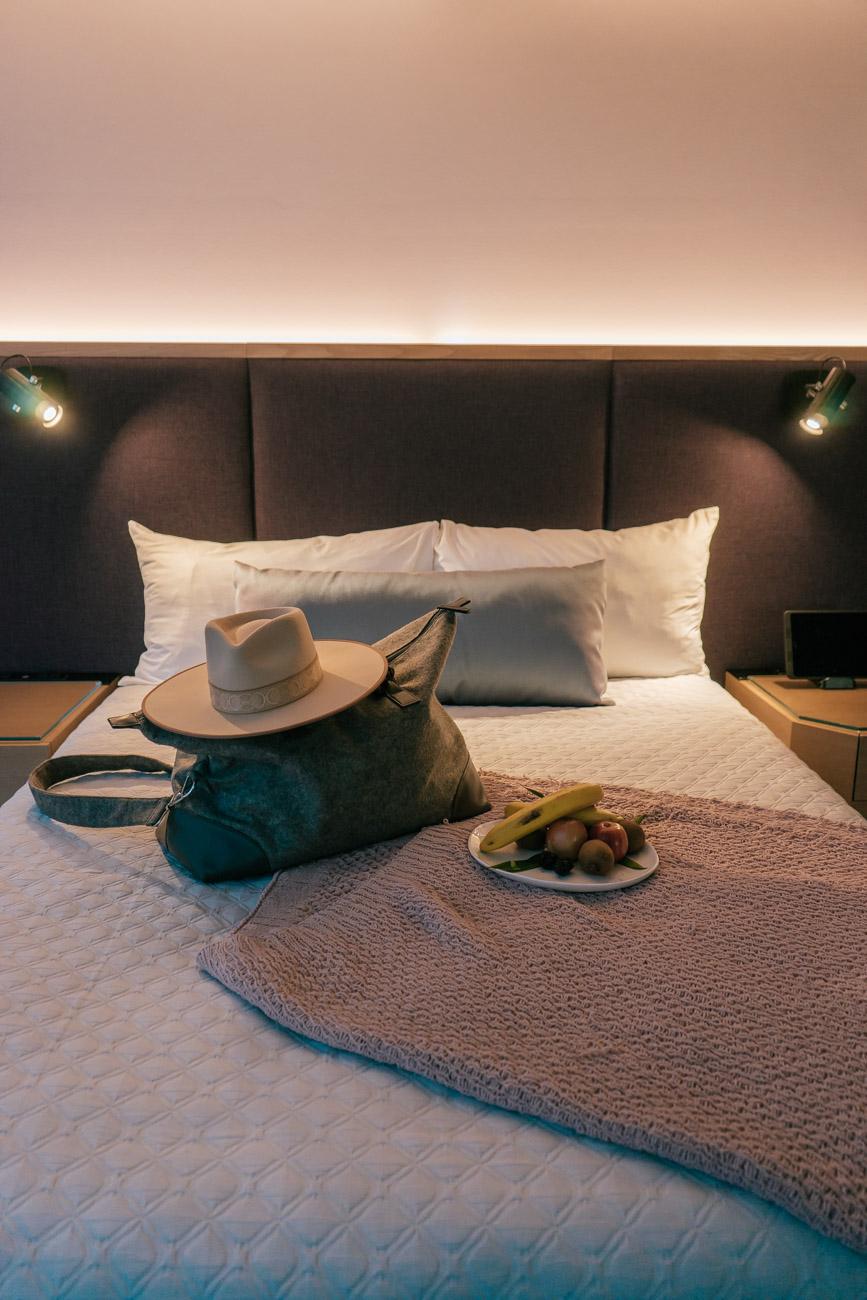 Universal's Aventura Hotel Room - Sweet Teal