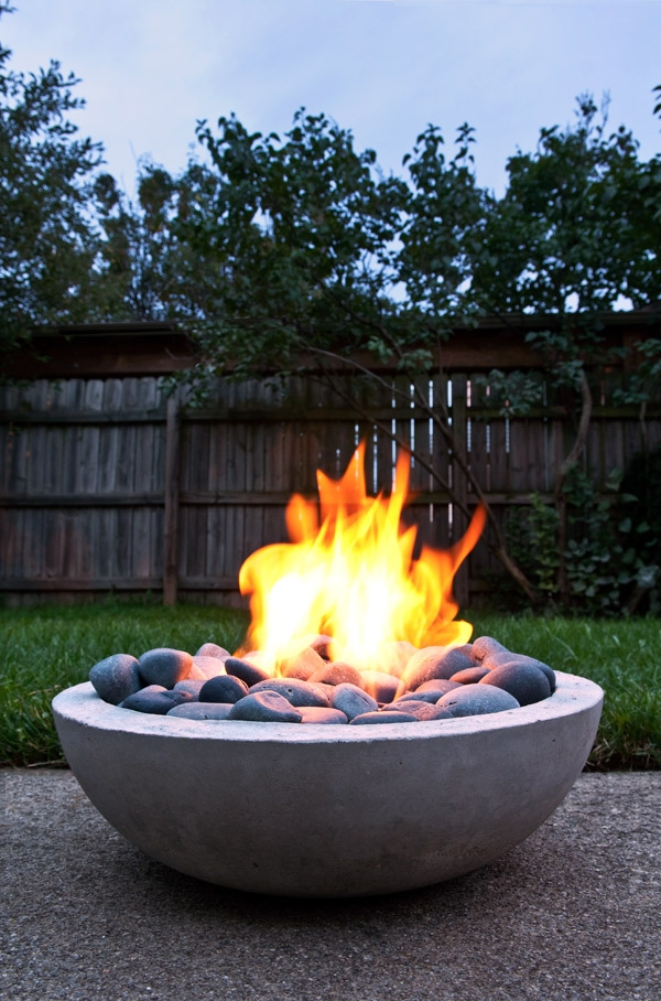 Make A Fire Pit - Low-Cost Ways To Make Your Home Look Like A Million Bucks