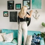 Gallery Wall Tips & Tricks with VELCRO® Brand HANGables® Wall Fasteners
