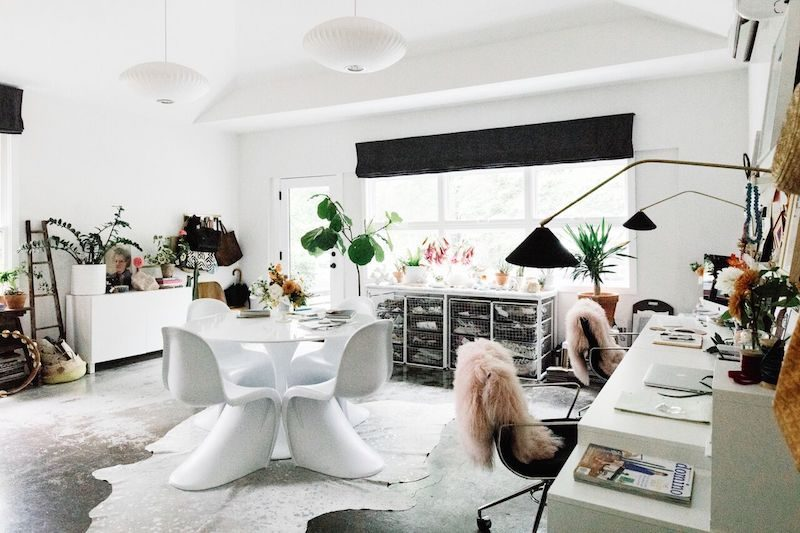 Dreamy Work Space Idea